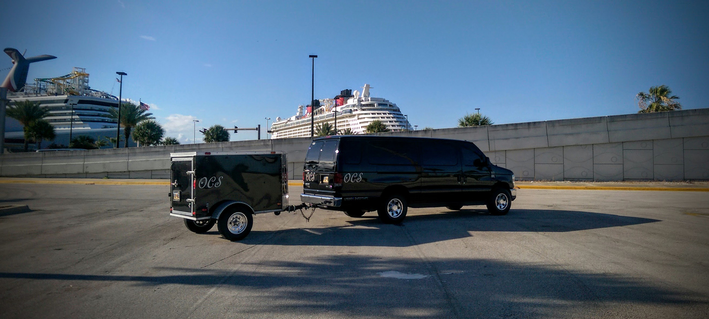 #1 Port Canaveral Shuttles