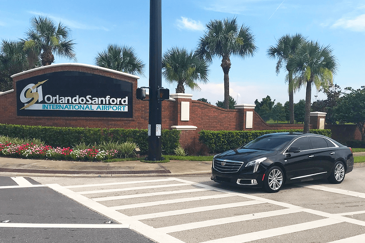 Sanford Airport Transportation Services