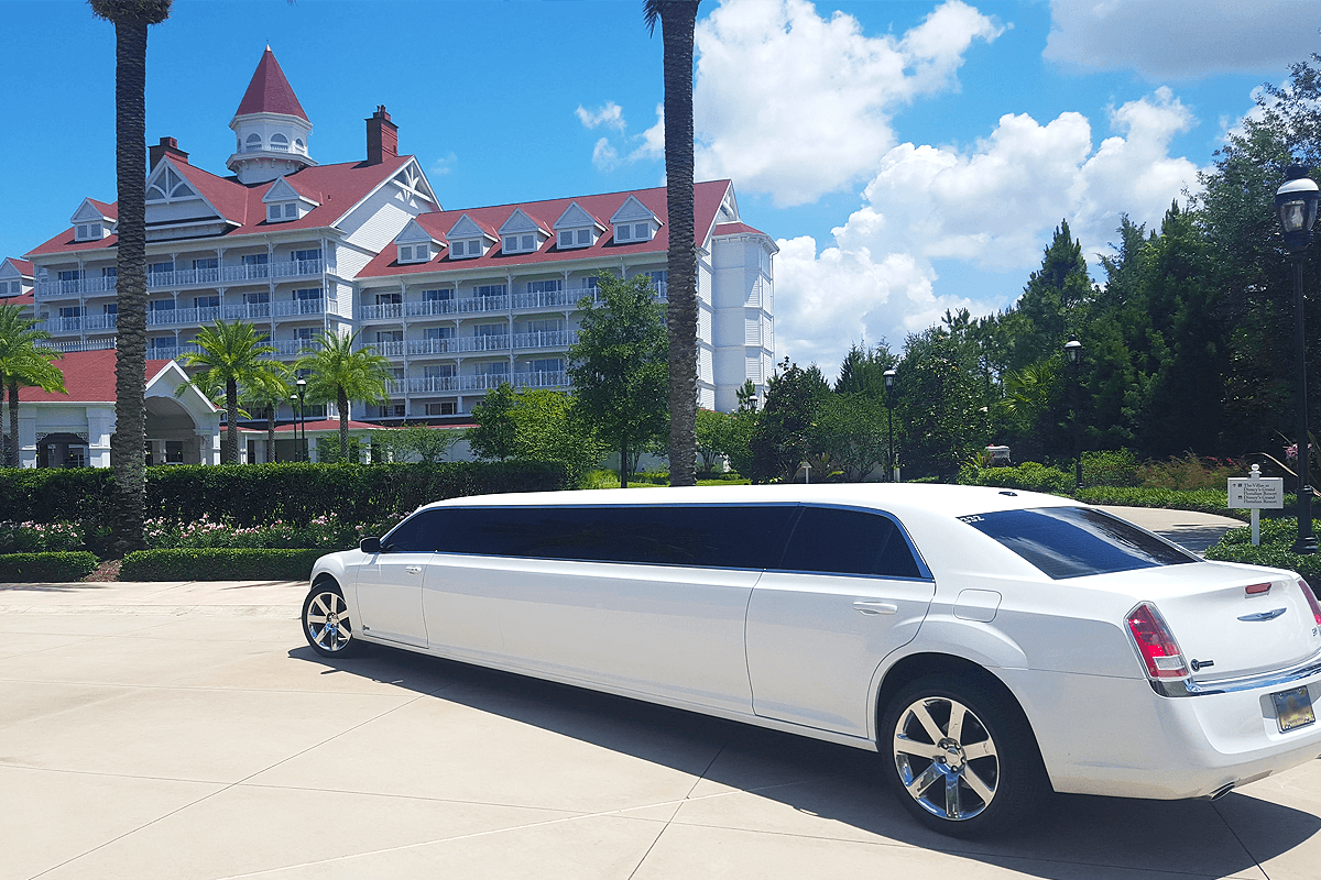Transportation from Sanford Airport to Disney